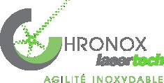 Chronox Industries & Lasertech Logo